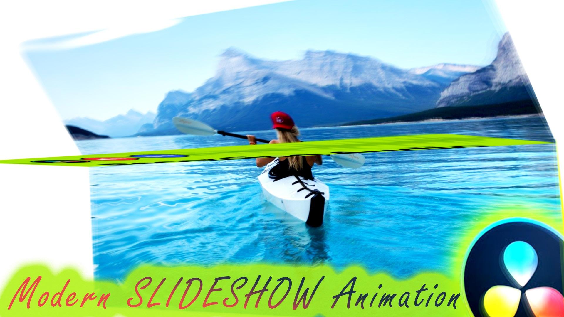 modern slideshow animation