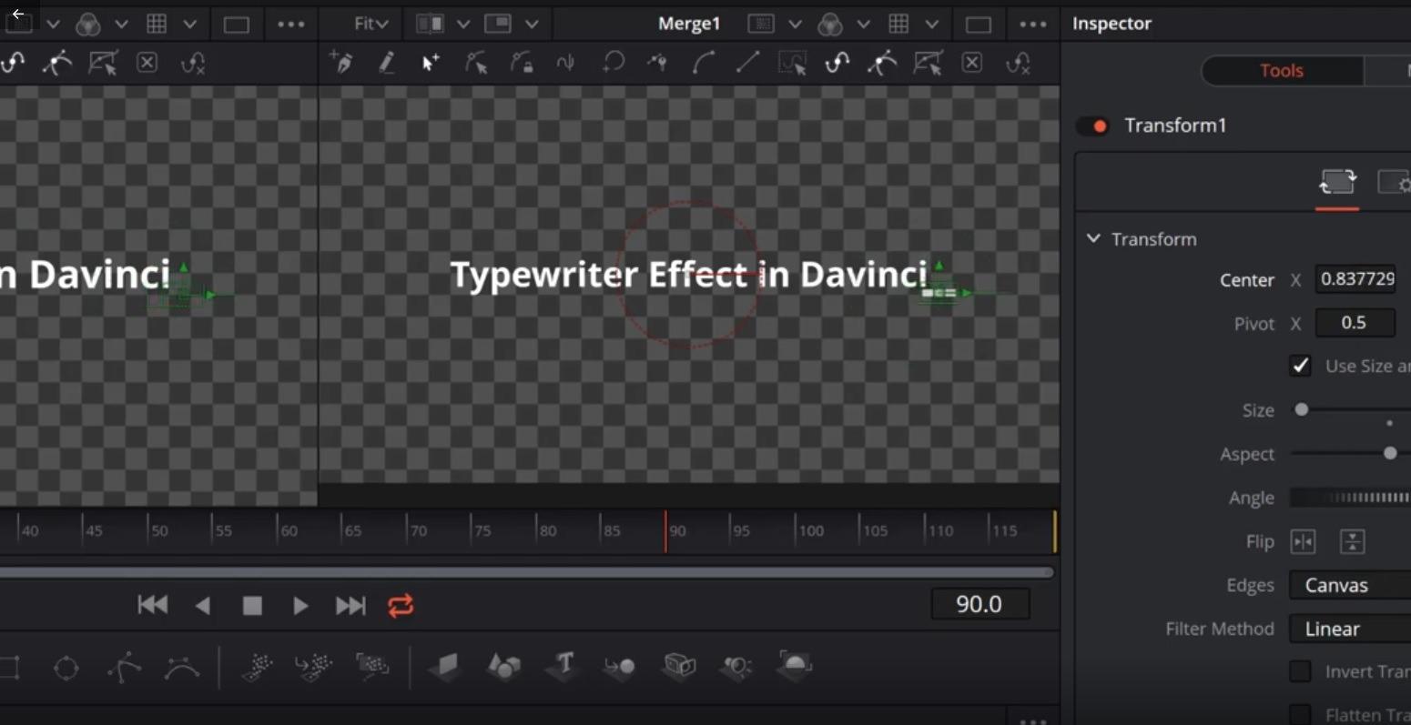 How To Add Typewriter Effect in DaVinci Resolve