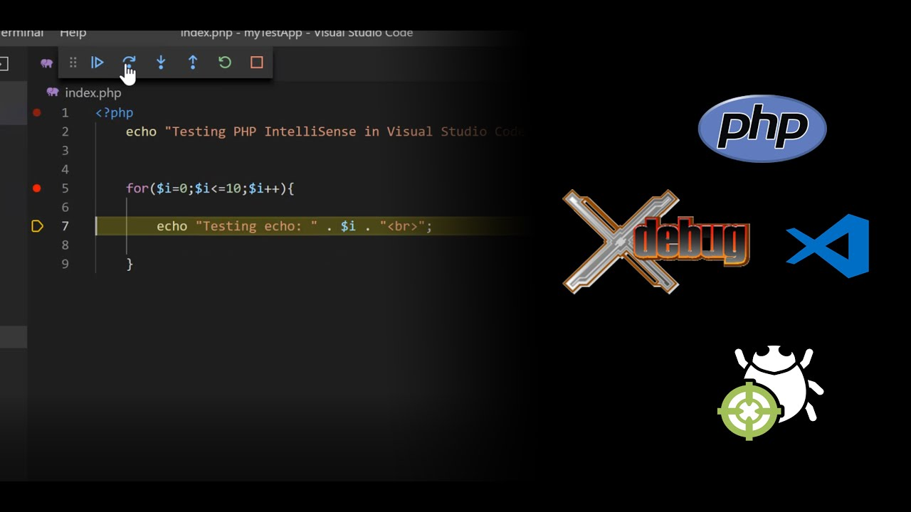 PHP in Visual Studio Code: Setup Debugging